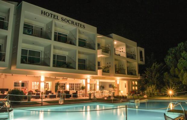 фотографии отеля Socrates Plaza Hotel изображение №23