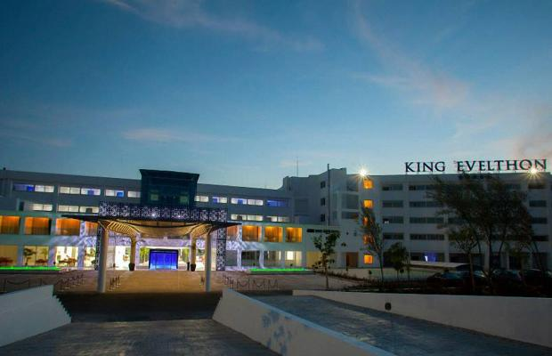фото King Evelthon Beach Hotel & Resort изображение №30