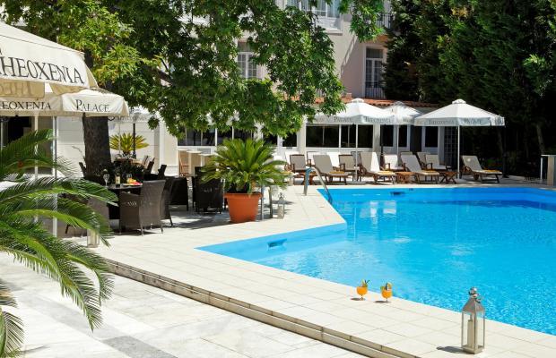 фотографии отеля Theoxenia Palace изображение №3