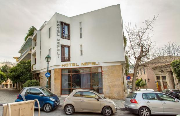 фото отеля Nefeli изображение №9