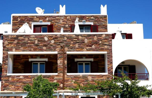 фотографии отеля Ariadne Hotel изображение №7