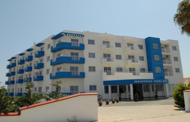 фото отеля Maistros Hotel Apartments изображение №37