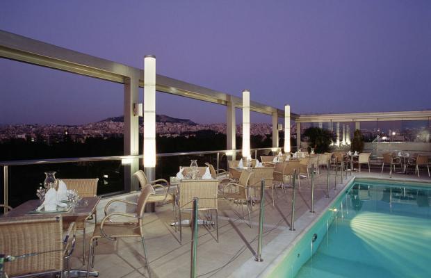 фото Radisson Blu Park Hotel (ex. Park Hotel Athens) изображение №2