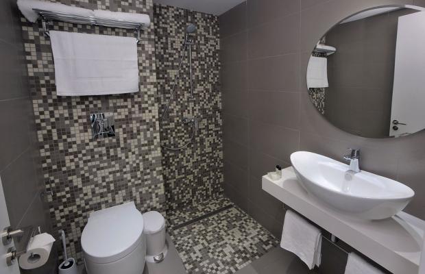 фотографии отеля Okeanos Beach Hotel изображение №19