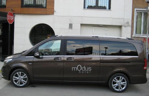 фото mOdus Hotel изображение №10