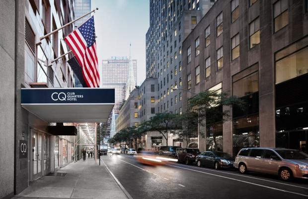 фото отеля Club Quarters Hotel Opposite Rockefeller Center изображение №1