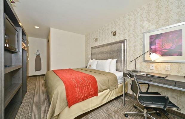фотографии отеля Comfort Inn Midtown изображение №15