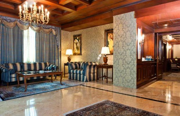 фото отеля Le Royal Meridien Chennai изображение №9