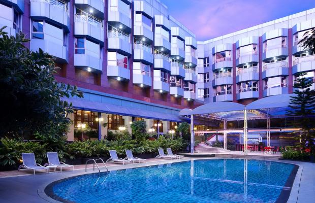 фото отеля Le Meridien Bangalore изображение №1