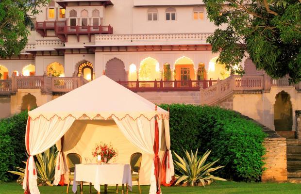 фото отеля Taj Rambagh Palace (ex. Ram Bagh Palace) изображение №61
