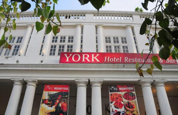 фотографии отеля York изображение №27