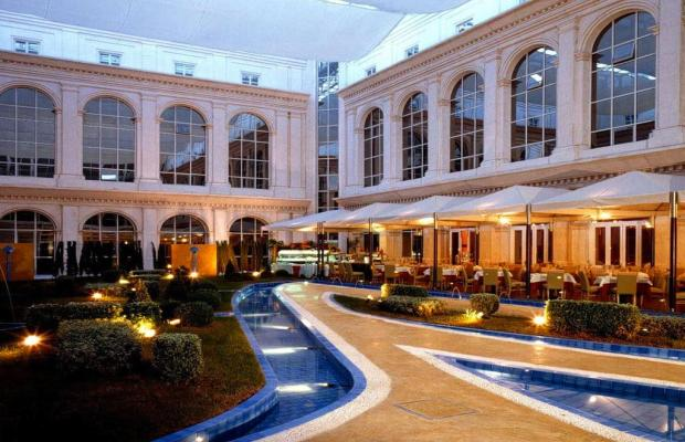 фотографии отеля Silken Al Andalus Palace изображение №3