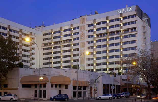 фотографии отеля Melia Sevilla изображение №7