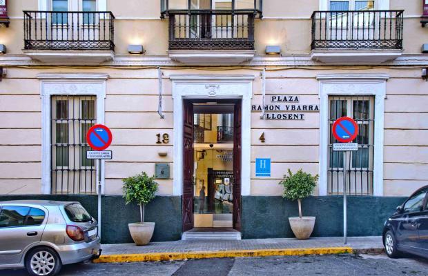 фотографии отеля Petit Palace Santa Cruz изображение №7
