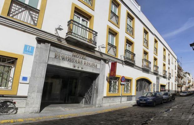 фото отеля Eurostars Regina изображение №1