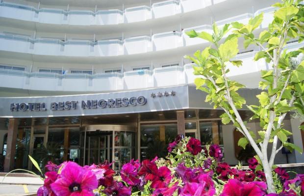фотографии отеля Best Negresco изображение №19