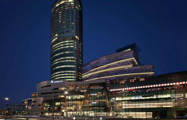 фотографии отеля Sheraton Seoul D Cube City изображение №71