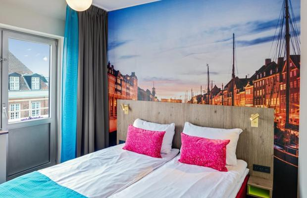 фотографии отеля Hotel Richmond (ex. Best Western Hotel Richmond; Mercure Copenhagen Richmond; Norlandia Richmond) изображение №11
