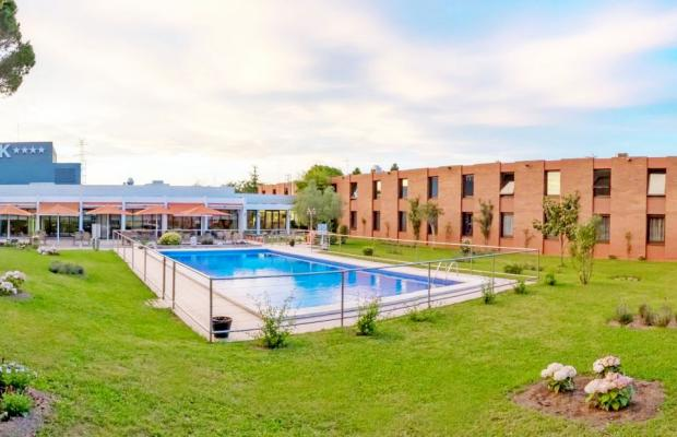 фотографии Eden Park Hotel (ex. Novotel Girona Aeropuerto) изображение №12