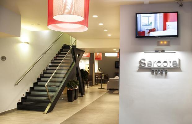 фотографии отеля Sercotel Portales изображение №19