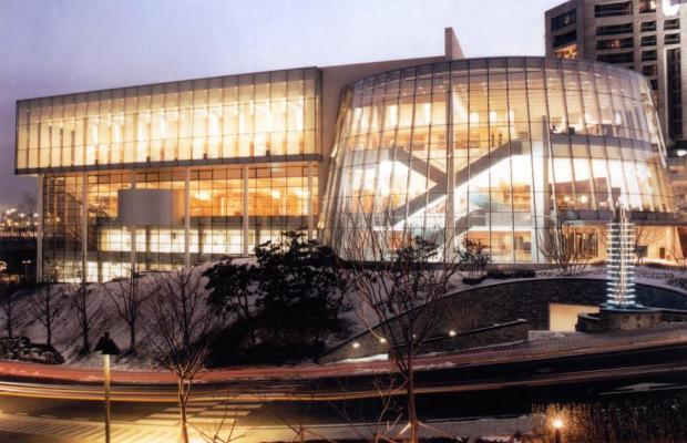 фотографии отеля Grand Hilton Seoul изображение №35