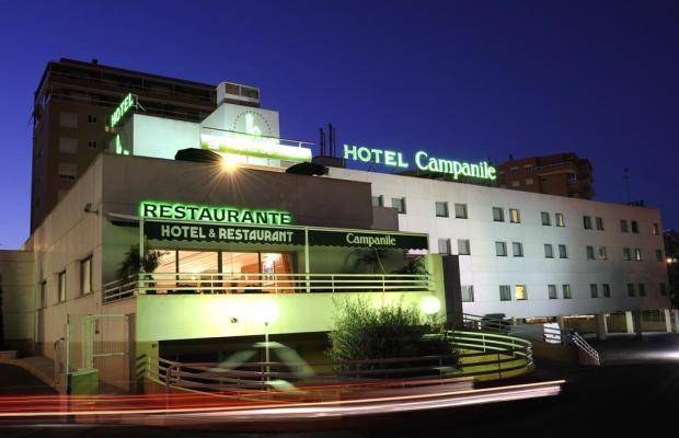 фотографии отеля Campanile Alicante изображение №3