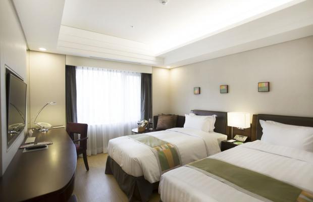фотографии Best Western Premier Seoul Garden Hotel (ex. Holiday Inn Seoul; The Seoul Garden Hotel) изображение №60