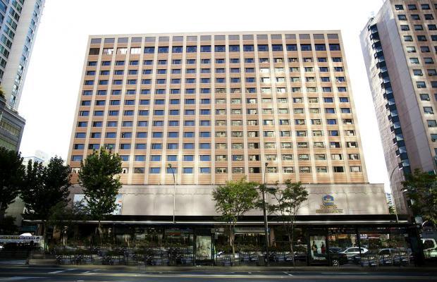 фото отеля Best Western Premier Seoul Garden Hotel (ex. Holiday Inn Seoul; The Seoul Garden Hotel) изображение №1
