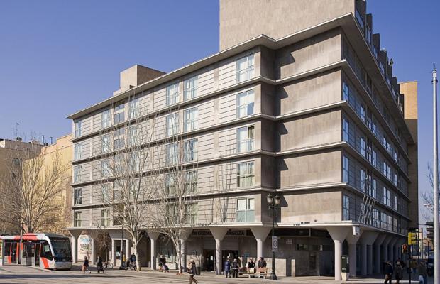 фото отеля NH Ciudad Zaragoza изображение №1
