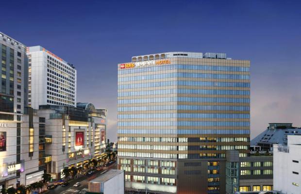 фото отеля Ibis Ambassador Seoul Myeongdong Hotel изображение №1