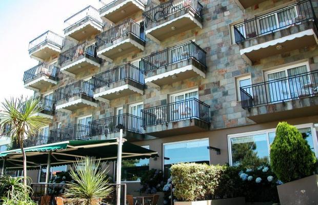 фото отеля Hotel Inffinit Sanxenxo изображение №1