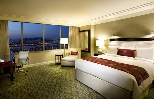 фотографии отеля JW Marriott Hotel Seoul изображение №23