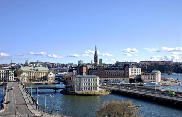 фотографии отеля Sheraton Stockholm изображение №23