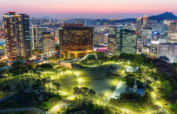 фото Millennium Seoul Hilton изображение №26