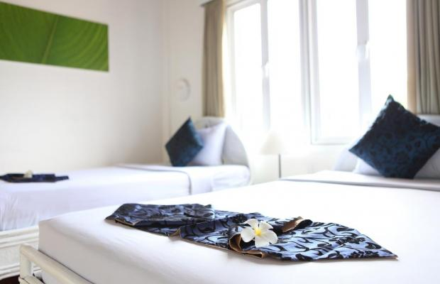 фото отеля Frangipani Green Garden Hotel and Spa изображение №21
