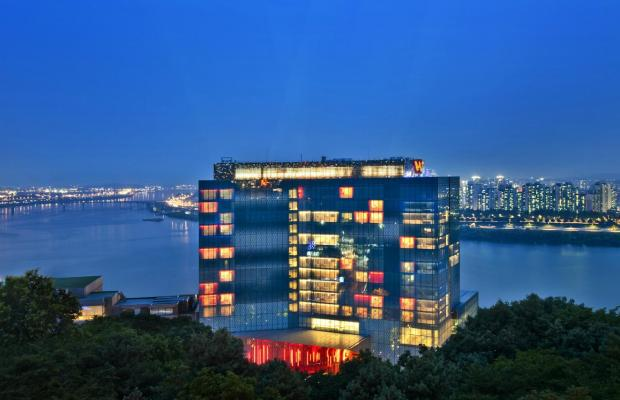 фотографии Vista Walkerhill Seoul (ex. W Hotels Seoul - Walkerhill) изображение №4