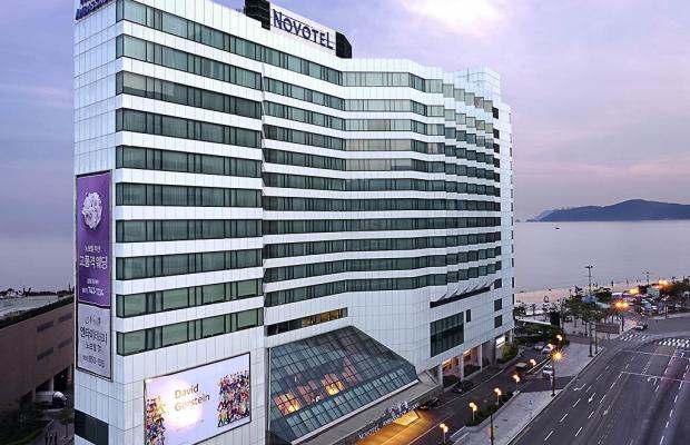 фото отеля Novotel Busan Ambassador (ex. Busan Marriott Hotel) изображение №1