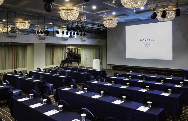 фотографии отеля Novotel Busan Ambassador (ex. Busan Marriott Hotel) изображение №7