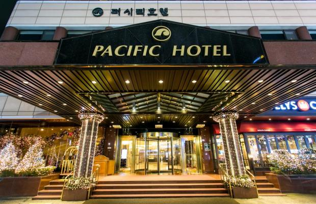 фото отеля Pacific Hotel изображение №17