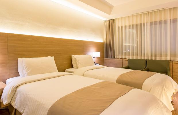 фотографии отеля Pacific Hotel изображение №7