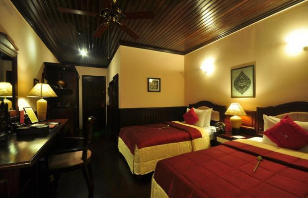 фото отеля HanumanAlaya Boutique Residence изображение №17