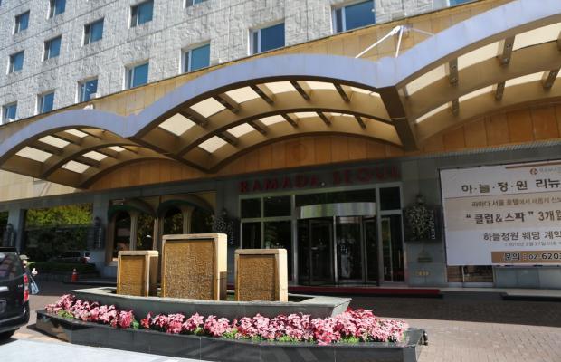 фотографии отеля Ramada Hotel Seoul изображение №27