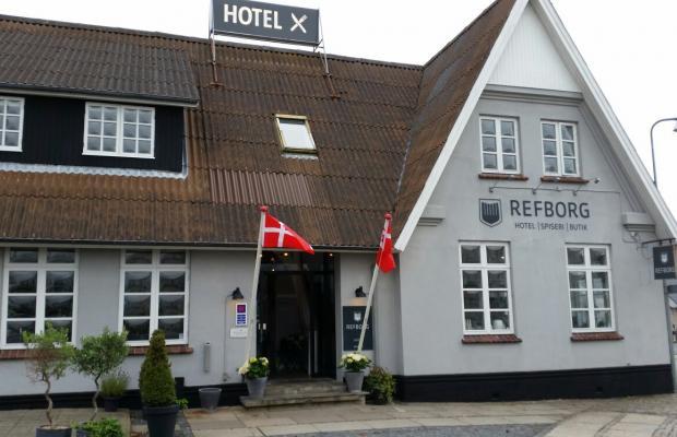 фото Refborg Hotel (ex. Billund Kro) изображение №26
