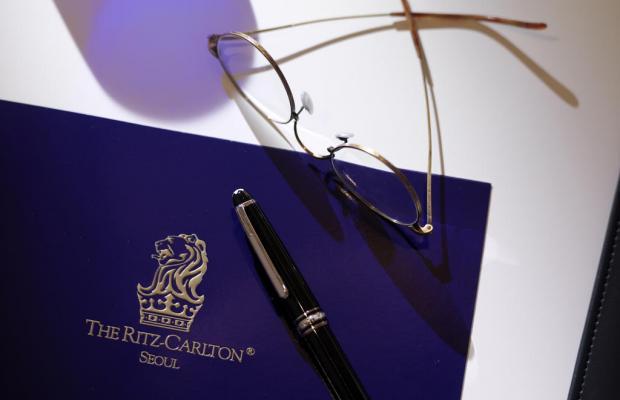 фото отеля Ritz Carlton Seoul изображение №13