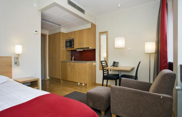 фотографии отеля Scandic City изображение №11