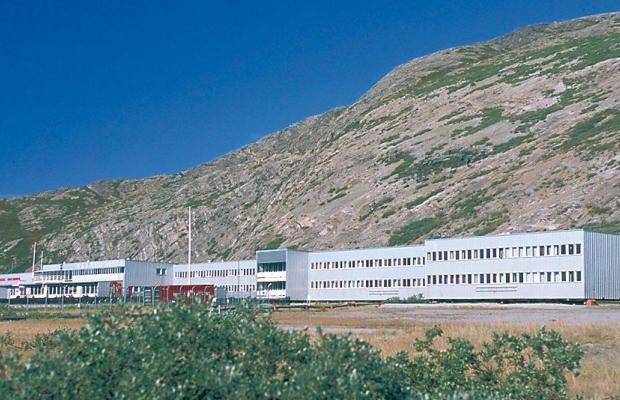 фото отеля Hotel Kangerlussuaq изображение №1