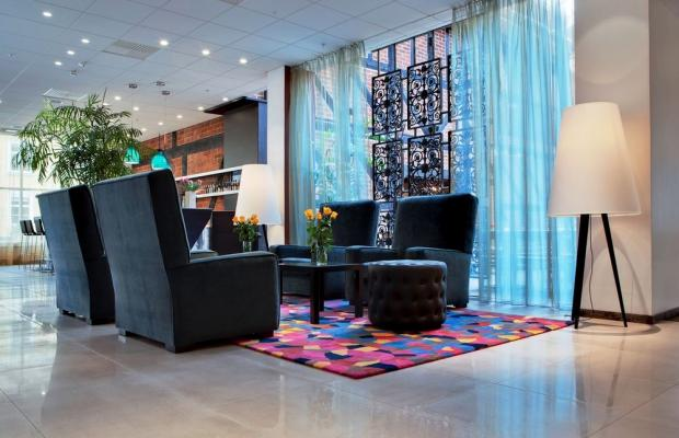 фотографии отеля Radisson Blu Hotel Malmo (ех. Radisson SAS Malmo) изображение №11