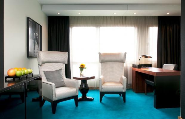 фото Radisson Blu Hotel Malmo (ех. Radisson SAS Malmo) изображение №6