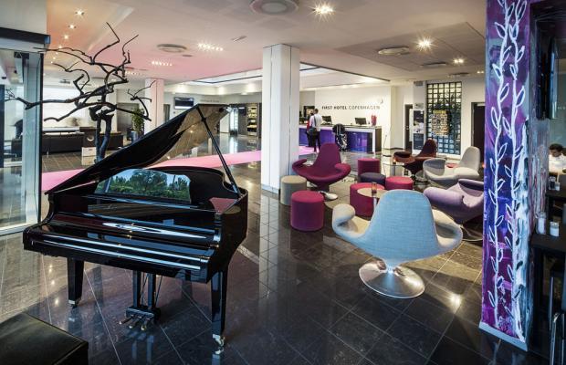 фото First Hotel Copenhagen (ex. Clarion Hotel Copenhagen) изображение №38