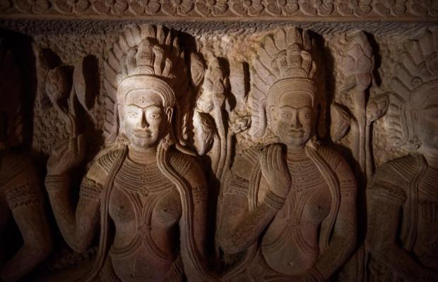 фотографии отеля Belmond La Residence d'Angkor изображение №15